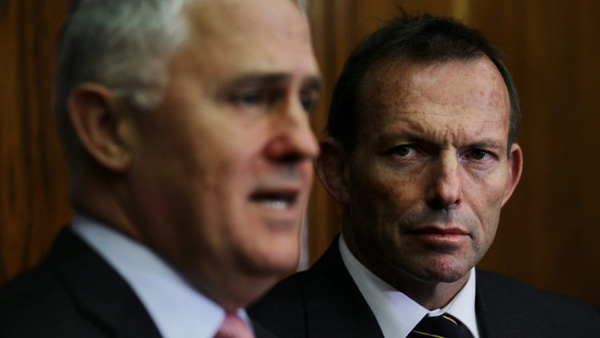 Úc đột ngột có tân Thủ tướng