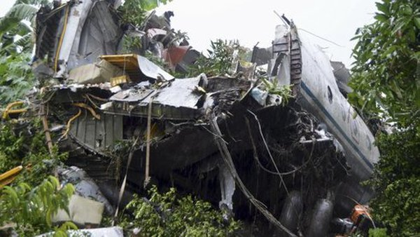 Máy bay Nga rơi ở Nam Sudan, ít nhất 41 người chết