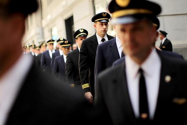 Lương phi công hãng bay nội địa ở Mỹ 'bèo' ngang công nhân
