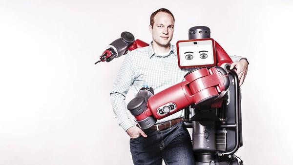 Nghề của tương lai: Dạy robot làm việc với người (P.2)