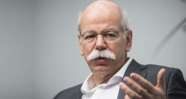 Kế hoạch hạ gục BMW của vị CEO Mercedes 61 tuổi