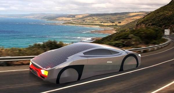 CEO gốc Việt phát triển ô tô có thể chạy vĩnh viễn trong ánh mặt trời