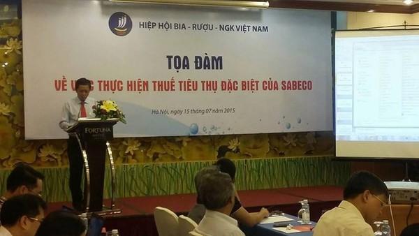 Bia Sài Gòn mất 5% thị phần sau thông tin bị truy thu thuế