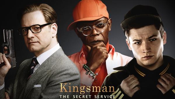 Kingsman: The Secret Service - Phim hành động hài không thể bỏ qua