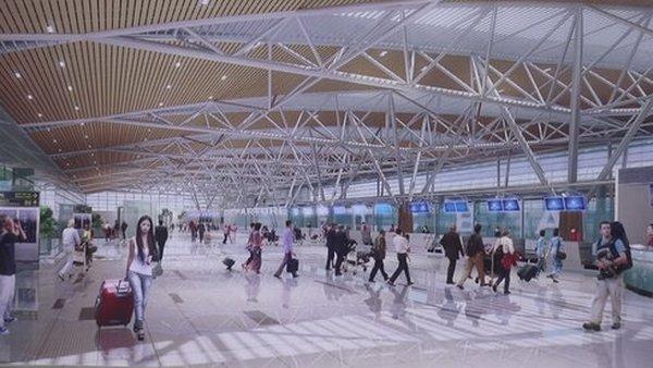 Đà Nẵng: Hơn 3.500 tỷ đồng xây dựng nhà ga sân bay mới