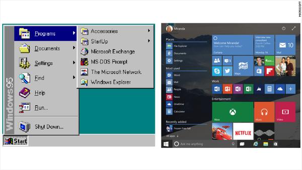 Windows 10 thành hay bại là phụ thuộc vào... nút Start?