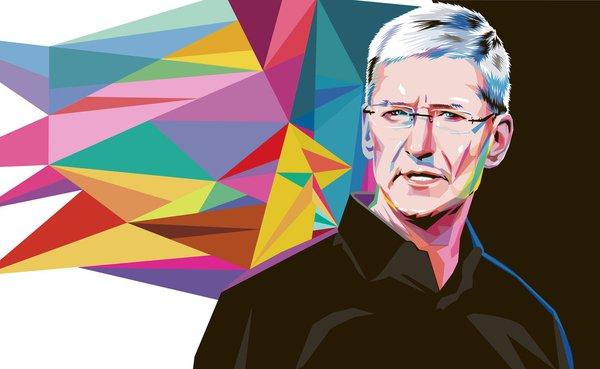 Vì sao Apple hào phóng trả gấp đôi thu nhập cho Tim Cook năm 2014?
