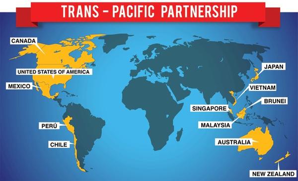 """Đàm phán về TPP tại Mỹ: Hai """"nút thắt"""" vẫn chưa được gỡ"""