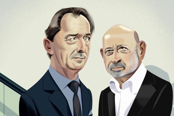 CEO Goldman Sachs và Morgan Stanley: 2 người đàn ông, 2 ngã rẽ