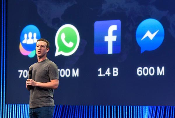Cổ phiếu Facebook phá ngưỡng 100 USD