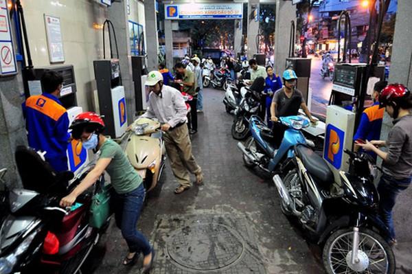 Không tăng giá xăng dầu trong dịp Tết
