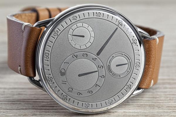 Cận cảnh siêu phẩm đồng hồ 'chuyển động cùng thời gian'