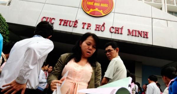 Bộ Tài chính 'giải oan' nợ thuế cho DN