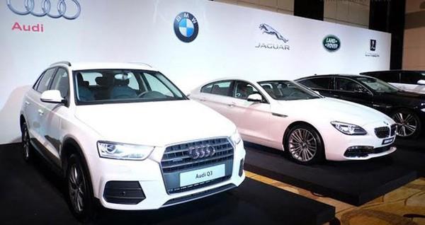 Ôtô chịu thuế 150%, xe sang sẽ tăng giá sốc