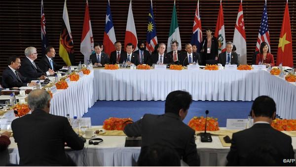 Mỹ dùng hiệp định TPP chống tin tặc Trung Quốc