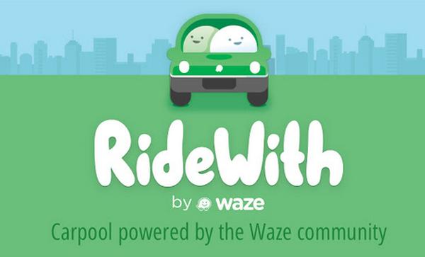 Google ra mắt dịch vụ đi chung xe cạnh tranh Uber
