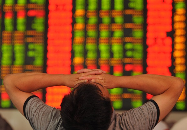 Chứng khoán Trung Quốc đang sụp đổ?