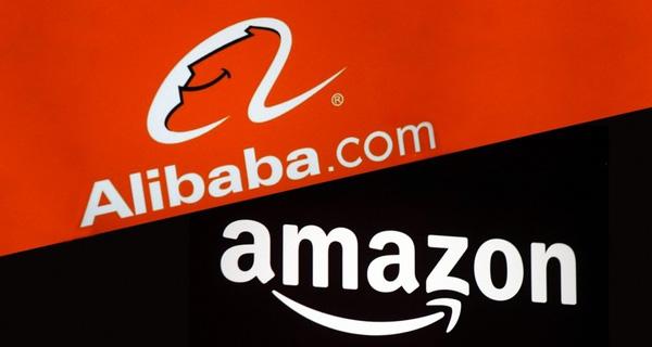 [Infographic] Alibaba vs Amazon: Kẻ 8 lạng, người chưa đầy nửa cân