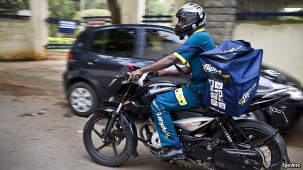 Khi Amazon tranh đấu với Alibaba tại Ấn Độ, thì…