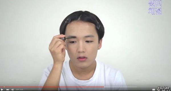 Mỹ phẩm dành cho nam giới - Mảnh đất màu mỡ ở Hàn Quốc