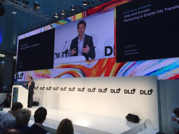 CEO Travis Kanalick: Có Uber, EU sẽ 'hết lo' vấn đề thất nghiệp!