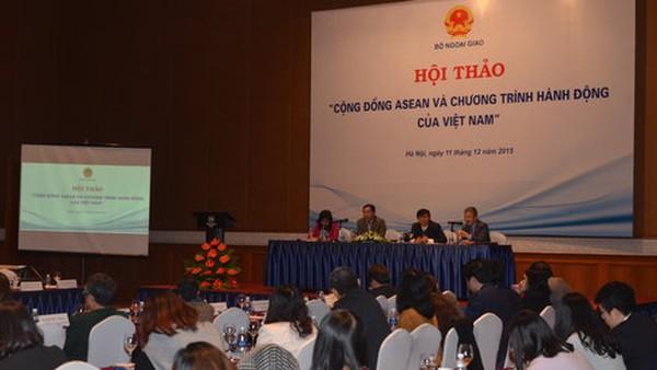 Cộng đồng ASEAN có như quảng bá không?