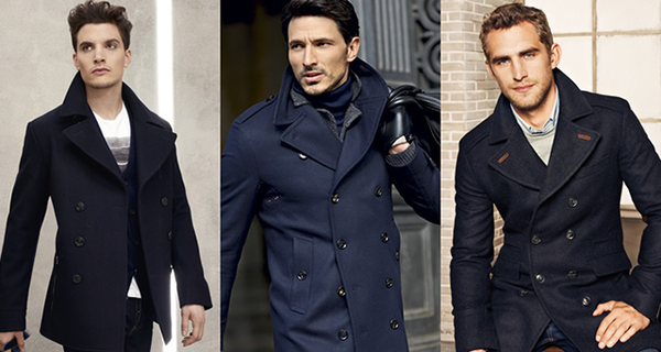 4 mẫu áo khoác nam sành điệu trong mùa đông