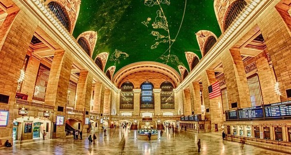 Chiêm ngưỡng 17 ga tàu điện ngầm đẹp nhất thế giới