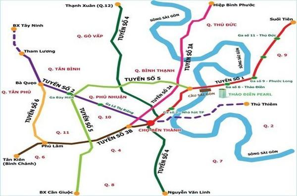 Gần 100.000 tỷ đầu tư dự án tuyến metro số 5