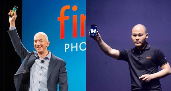 Cuộc chơi của Bphone nhìn từ Amazon Fire Phone: 'Làm cá thì không biết leo cây'