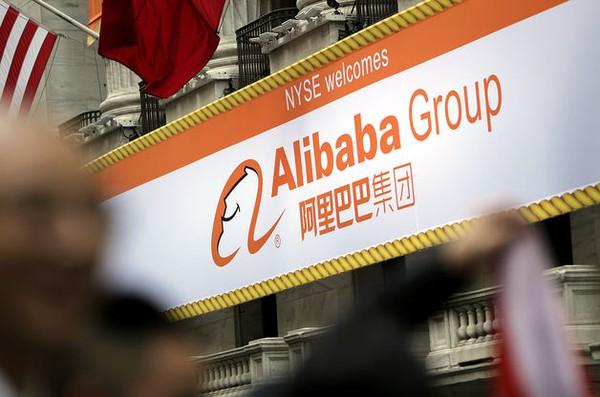 Alibaba giảm tốc, nhà đầu tư mất 70 tỷ USD