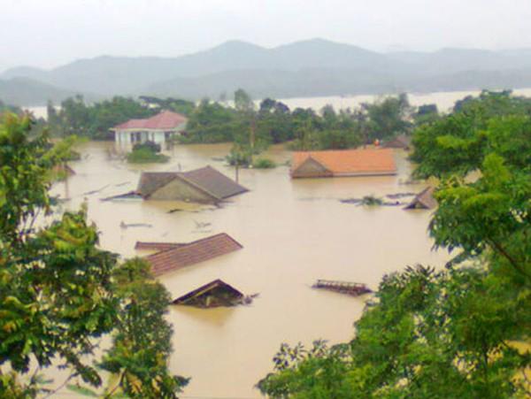 Kinh tế Việt Nam thiệt hại 5,2 tỷ USD mỗi năm do thiên tai