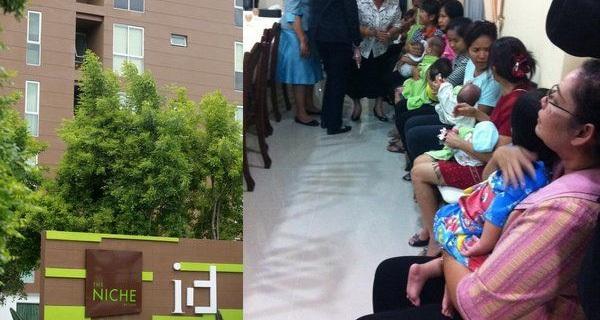 """Chuyện về những """"nông trại"""" trẻ em ở Thái Lan"""