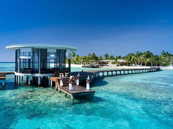 8 khu resort sang trọng nhất ở Maldives