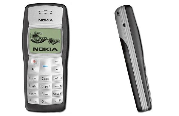Nokia 1100: Chiếc điện thoại bán chạy nhất trong lịch sử
