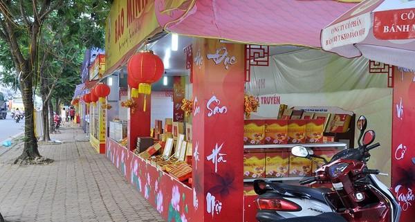Hà Nội không cấp phép bán bánh Trung thu trên vỉa hè