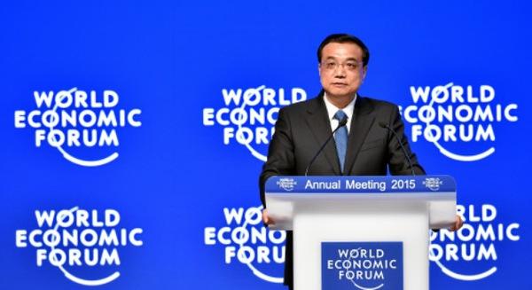 Cam kết của Trung Quốc ở Davos