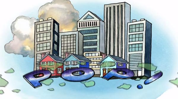 Kinh tế qua hoạt hình: Bong bóng - luôn chờ để nổ