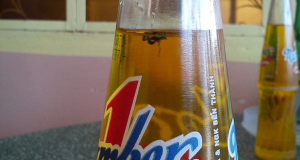 Mua phải chai nước có ruồi bên trong, nên xử trí thế nào là an toàn nhất?