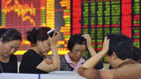 Học đòi chơi chứng khoán, nông dân Trung Quốc trắng tay, ngập nợ