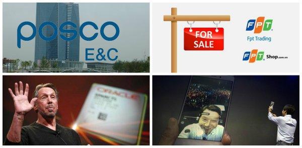 [Nổi bật] Lãnh đạo Posco E&C bị bắt vì quỹ đen tại Việt Nam, CEO sáng lập: Bỏ ghế hay là chết?