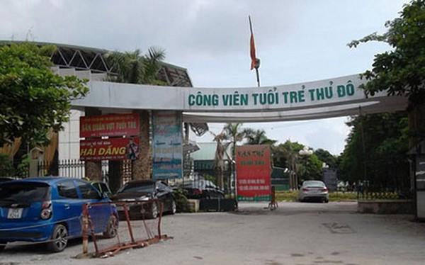 Kiến nghị dừng mở rộng công viên Tuổi Trẻ tại Hà Nội