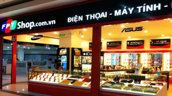 FPT hái quả ngọt từ bán lẻ, doanh thu 4 tháng tăng 30%