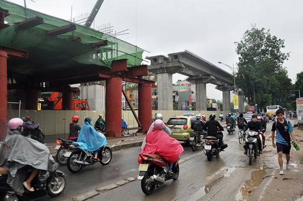 Đường sắt Cát Linh - Hà Đông mua13 đoàn tàu Trung Quốc