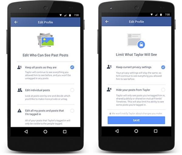 Facebook ra mắt tính năng giúp bạn quên người yêu cũ nhanh hơn