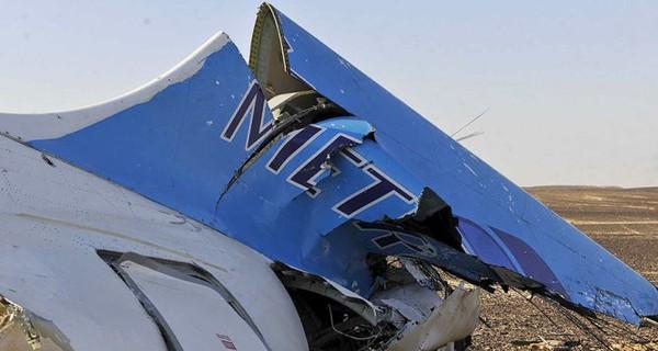 Cận cảnh hiện trường vụ tai nạn máy bay thảm khốc ở Ai Cập