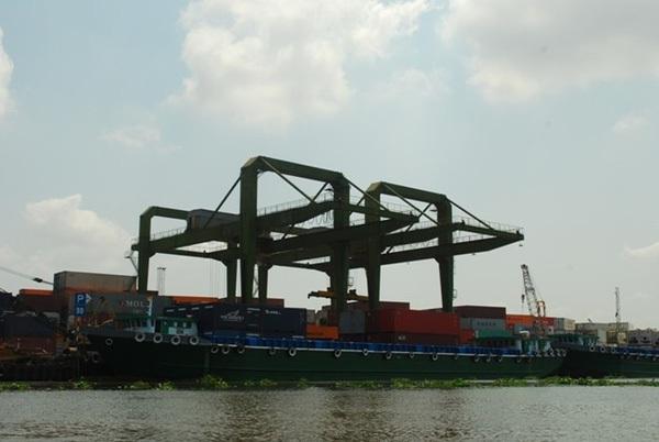 TPHCM: Đầu tư hơn 4.600 tỉ đồng xây dựng cụm cảng trung chuyển mới