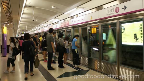 Việt Nam học được gì từ cách kinh doanh tàu điện ngầm ở Hong Kong?