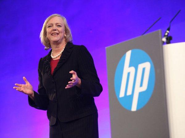 Tập đoàn HP chính thức tách làm hai