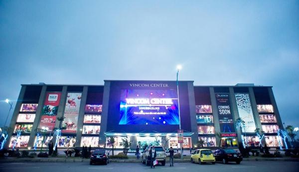 Vingroup muốn đầu tư TTTM Vincom tại Lạng Sơn